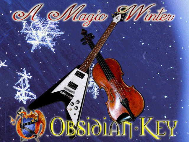 Obsidian Key's 2013 Winter Holidays Single - A Magic Winter